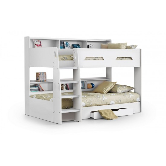Kids Orion Bunk bed - White