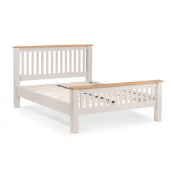 Richmonda Solid Bed Frame Double & King Size