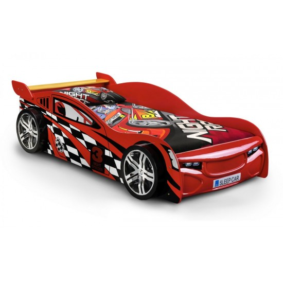 KIds Scorpion Racer Bed Frame Only