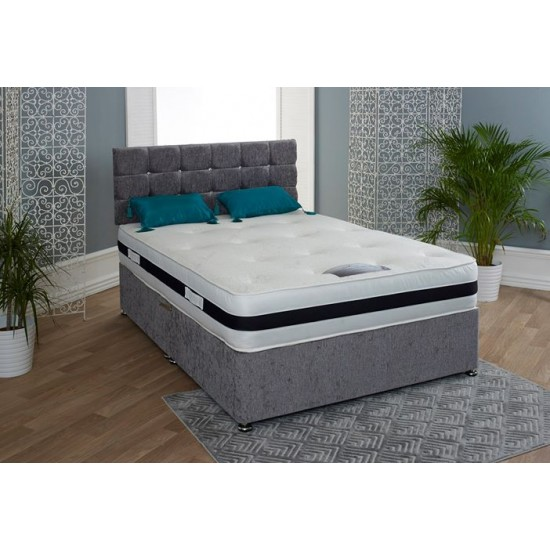 Divan Bed Base With Drawer Storage Options