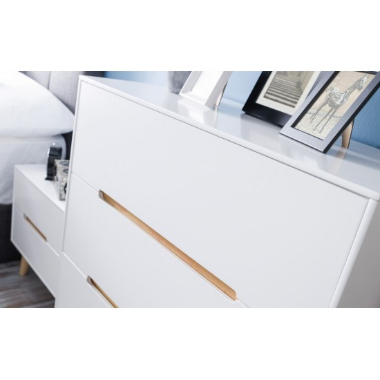Alicia 5 drawer chest