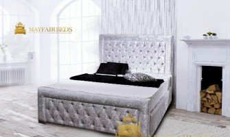 Luxury Sleigh Bed